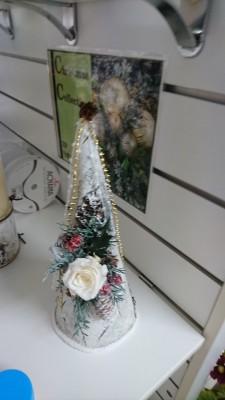 楽しいクリスマス♪(クリスマスオーナメント作りとハーバリュム)/グリーンアート