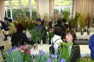 大阪花き園芸販売会
