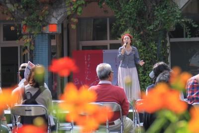 バラ園コンサート